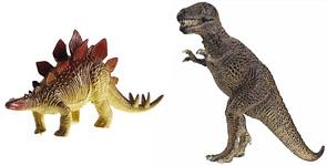 plastic-dinosaurs
