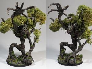 Evil tree. Really.