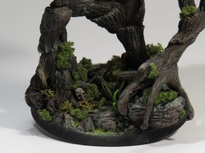 Base work for the evil-tree.