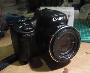 Canon SX-50 hs
