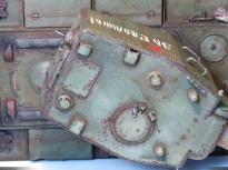 KV-2 top view
