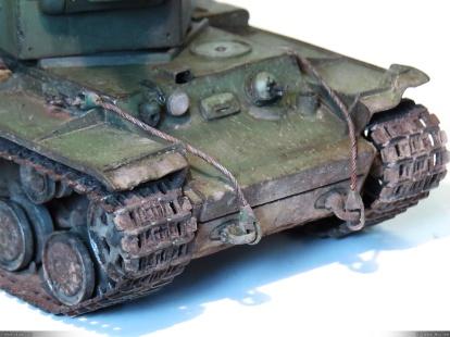 KV-2 front
