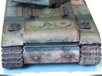 KV-2 rear